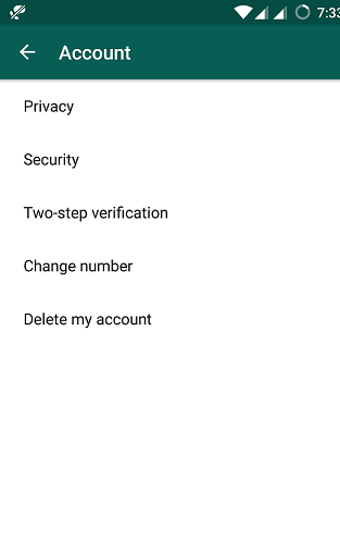 How To Secure Whatsapp With Two-Step Verification