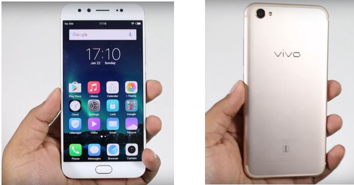 VIVO V5 Plus Best Dual-front camera for Selfie with Best Price Tag-02