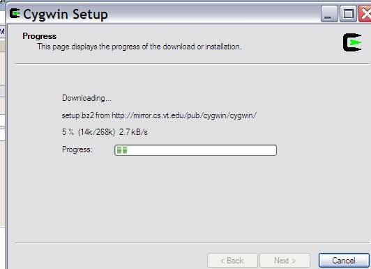 How To Install Vim Editor In Cygwin-06