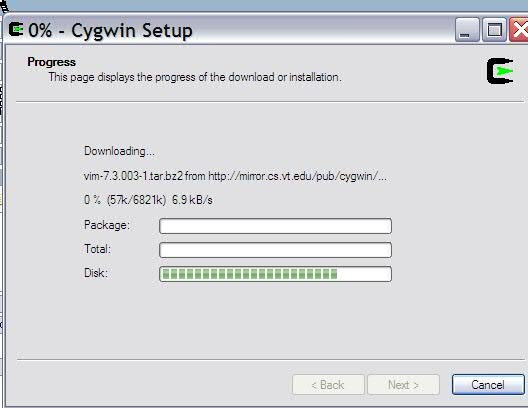How To Install Vim Editor In Cygwin-09